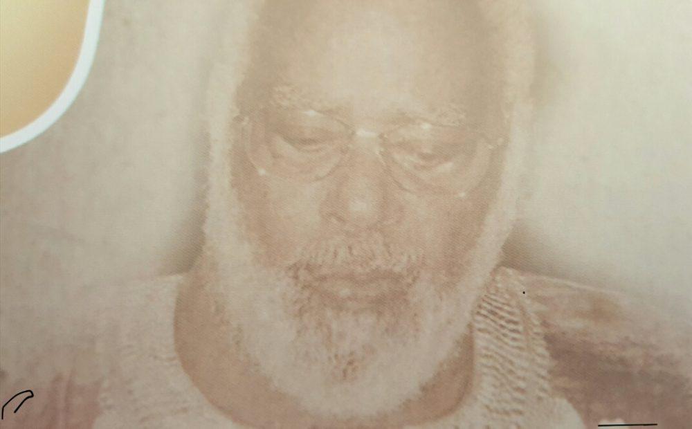 foto do Abdias Nascimento, o mestre