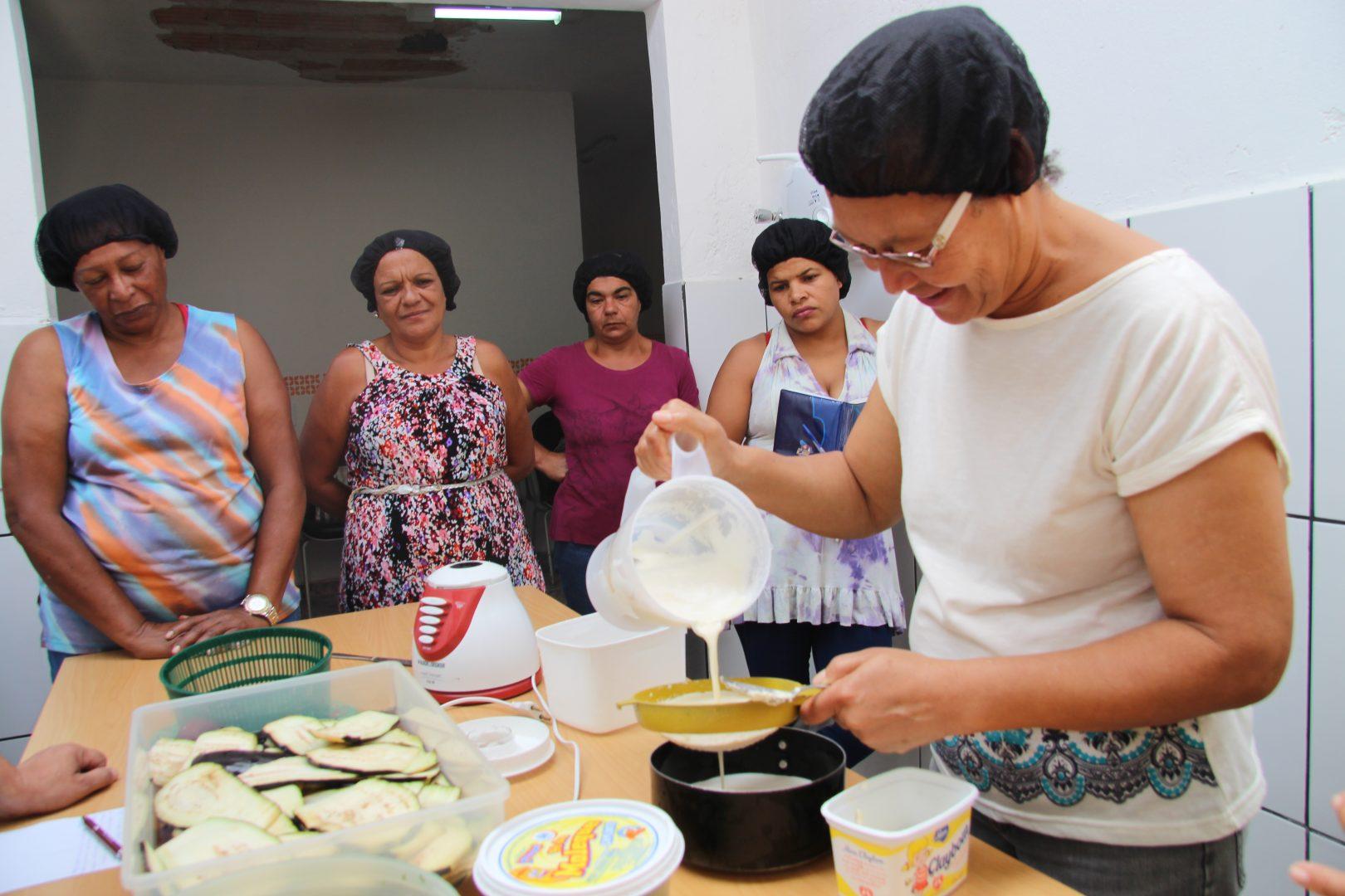 Cozinheiras em Parelheiros