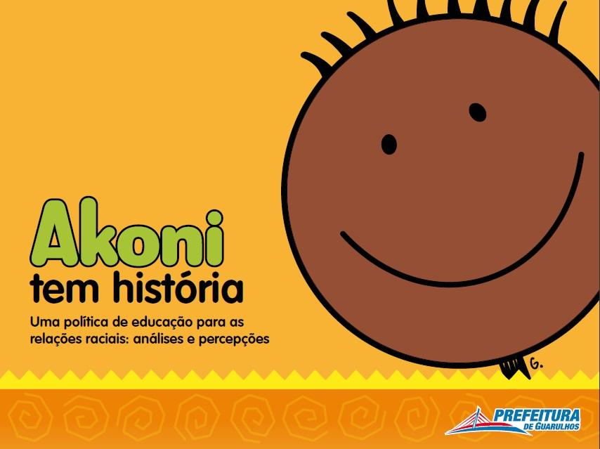 Publicação Akoni aqui tem história