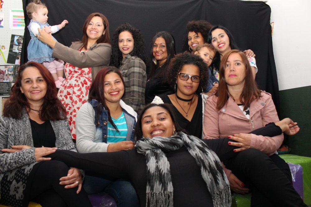 Grupo de mães mobilizadoras