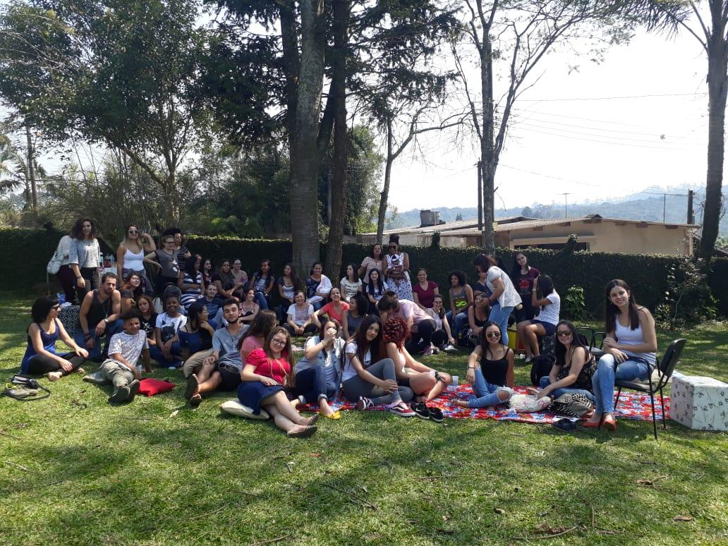 Visita Fundação Santo André