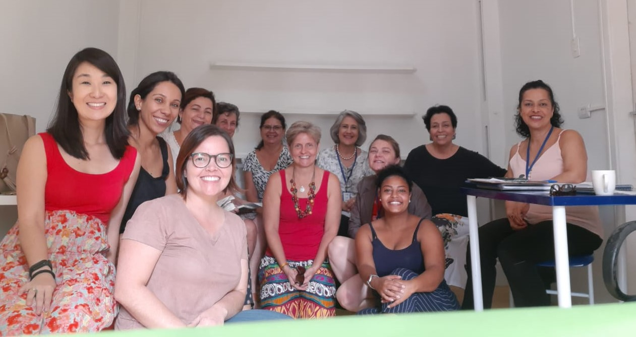 Visita ao GAIA (Grupo de Apoio ao Indivíduo Autista)