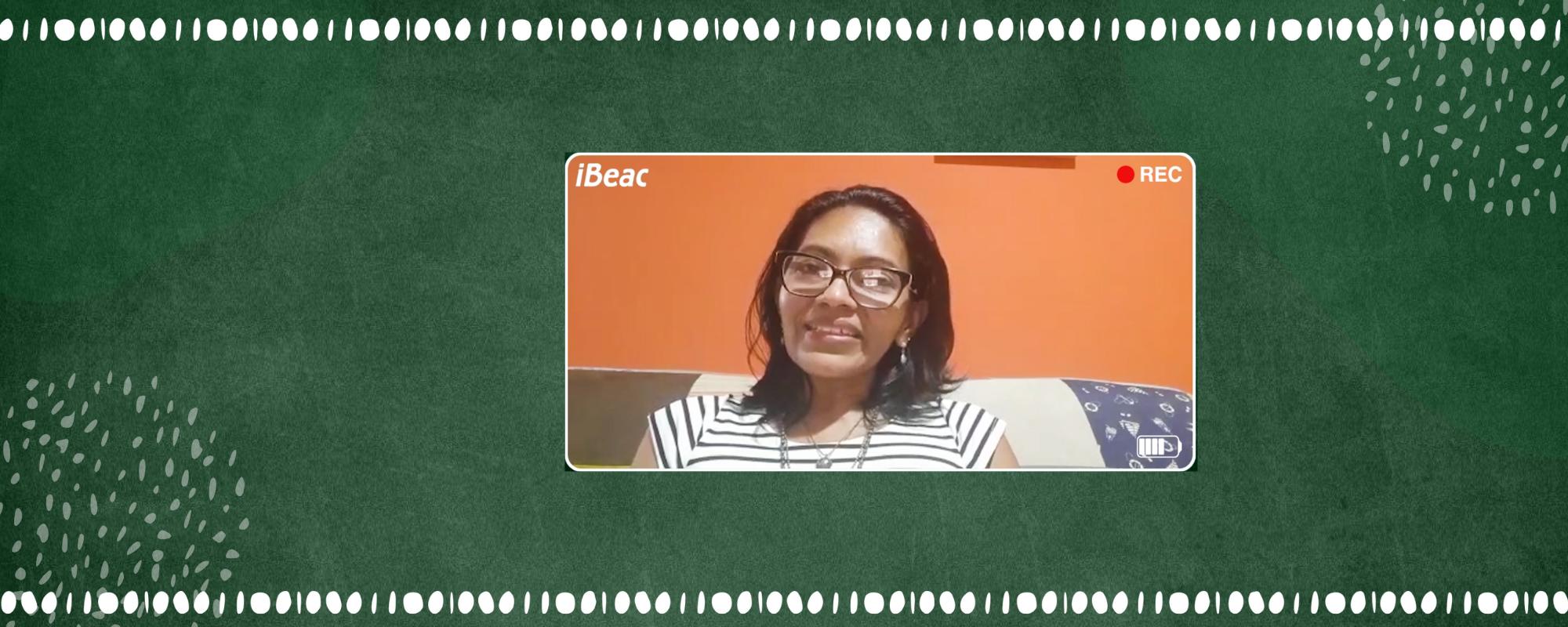 A minha estória com o IBEAC: Jaycelene, 48