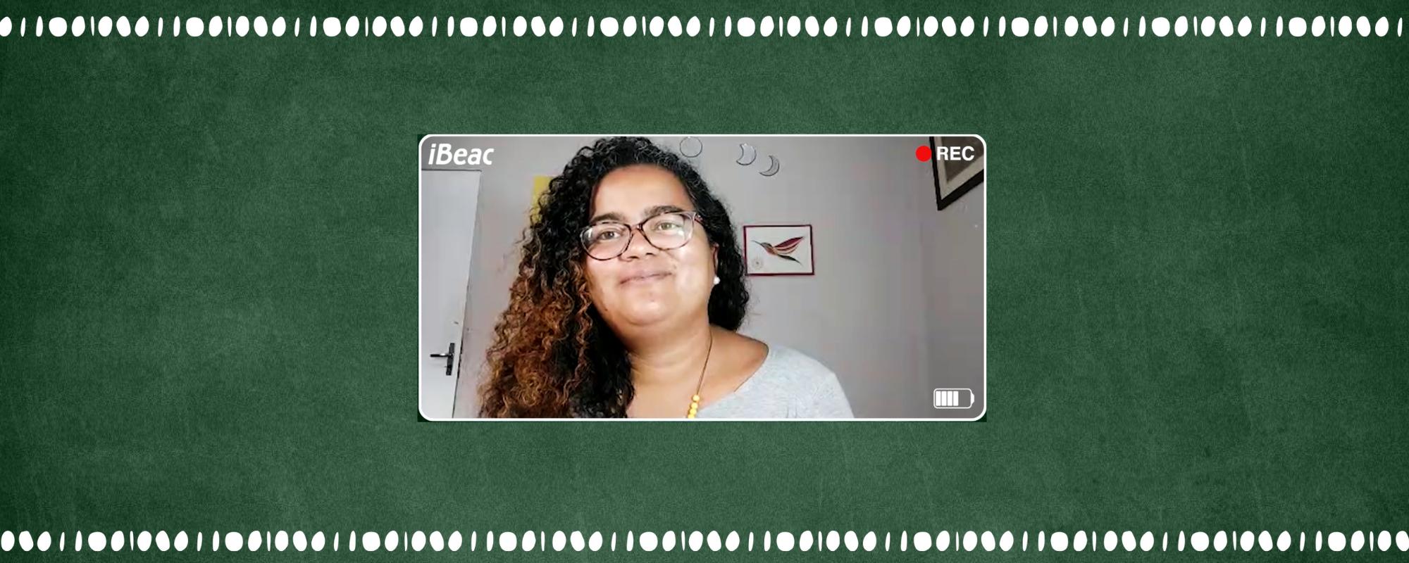 A minha estória com o IBEAC: Niela, 36