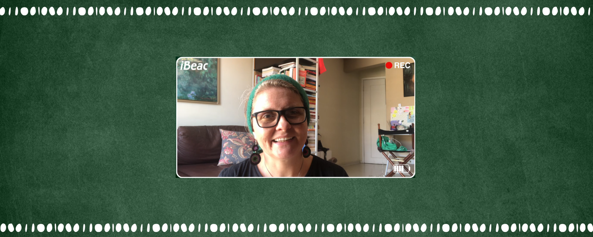 A minha estória com o IBEAC: Flávia, 44